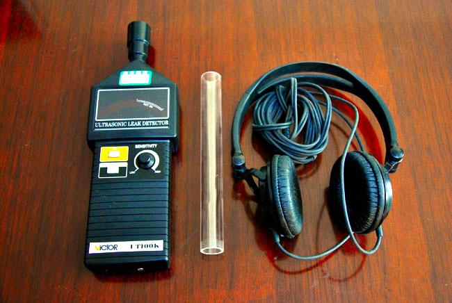 同样,电气放电故障发生时,会在故障处发射大量超声波组分的信号,因此